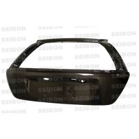 OEM-style carbon fiber trunk lid for 2002-2005 Honda Civic Si