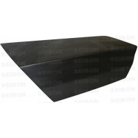 OEM-style DRY CARBON trunk lid for 2003-2007 Mitsubishi Lancer EVO..*ALL DRY CARBON PRODUCTS ARE MATTE FINISH!