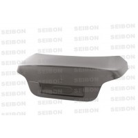 CSL-style carbon fiber trunk lid for 2004-2010 BMW E60