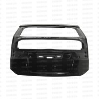 OEM-style carbon fiber trunk lid for 2010-2011 Toyota Prius