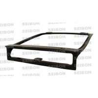OEM-style carbon fiber trunk lid for 1988-1991 Honda CRX