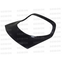 OEM-style carbon fiber trunk lid for 1993-2002 Mazda RX-7