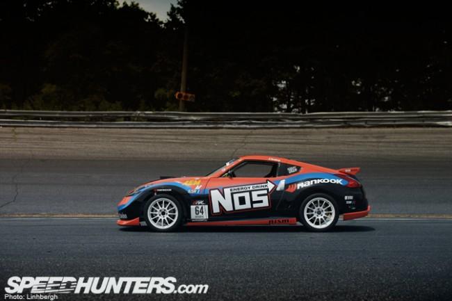 Speedhunters features SEIBON driver Chris Forsberg's Nissan 370Z