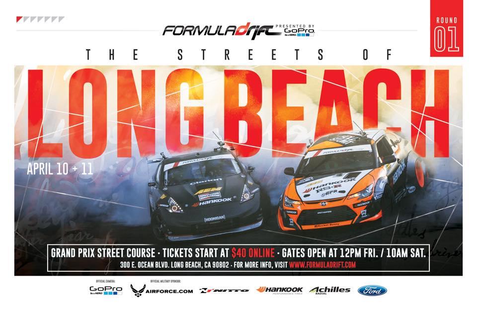 Events: Formula Drift Round 1