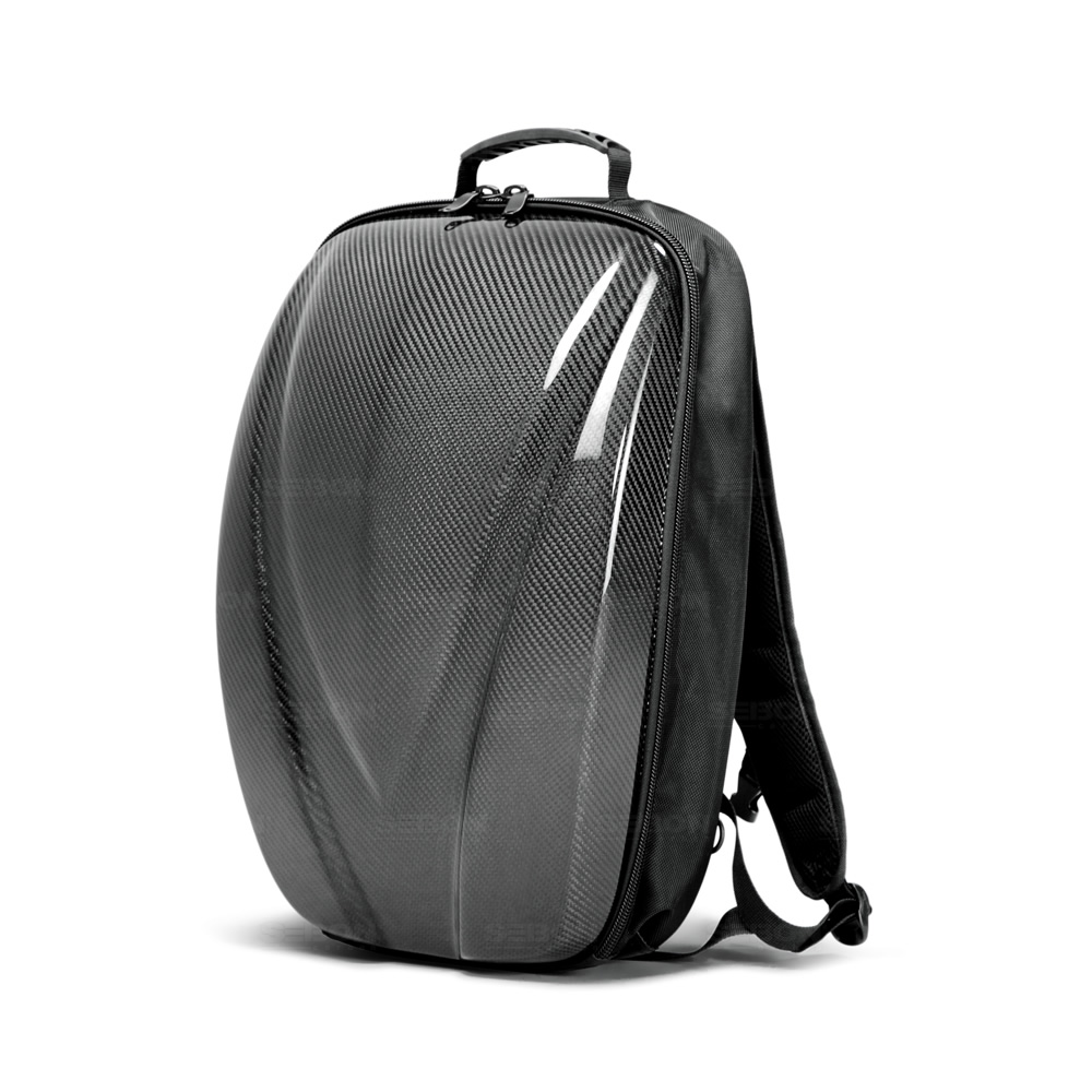 New Product: Carbon Fiber Hard Shell Backpack By Seibon Carbon