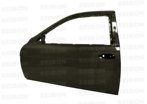 OEM-style carbon fiber doors for 1992-2000 Lexus SC300/SC400 *OFF ROAD USE ONLY! (pair)