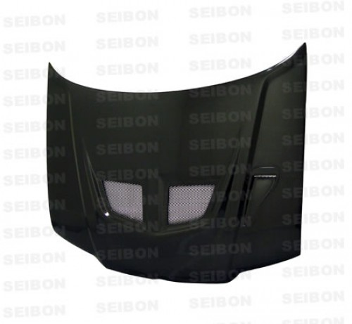 EVO-style carbon fiber hood for 2000-2004 VW Jetta