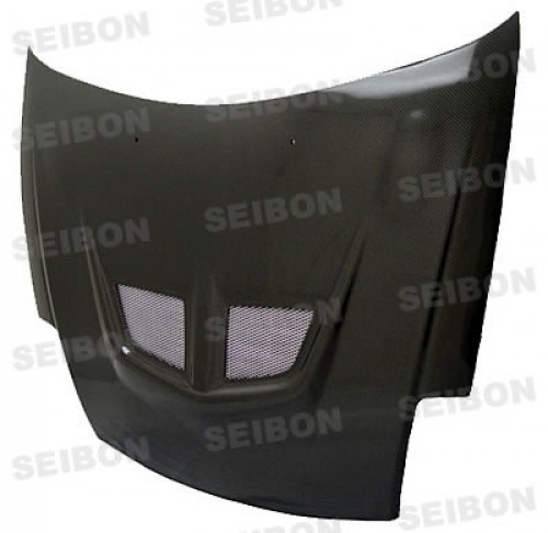 EVO-STYLE CARBON FIBER HOOD FOR 2000-2005 MITSUBISHI ECLIPSE