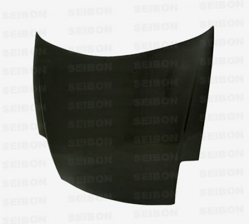 OEM-style carbon fiber hood for 2000-2005 Mitsubishi Eclipse