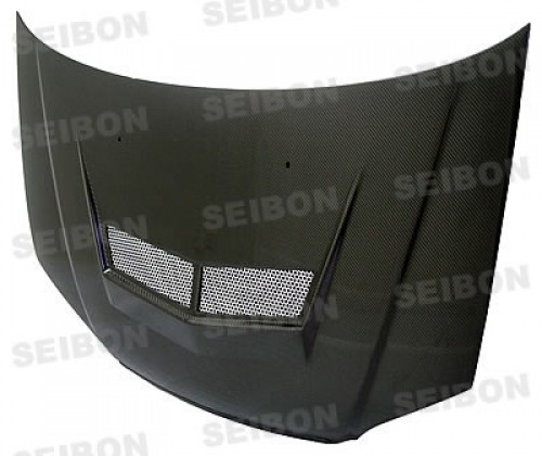 VSII-style carbon fiber hood for 2001-2003 Honda Civic