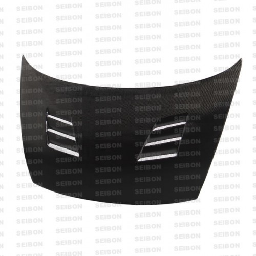 TM-style carbon fiber hood for 2006-2010 Honda Civic 4DR