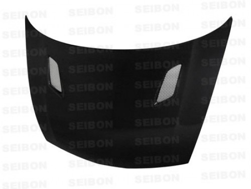 MG-STYLE CARBON FIBER HOOD FOR 2006-2010 HONDA JDM CIVIC SEDAN / ACURA CSX