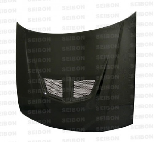 EVO-Style Carbon Fiber Hood for 1990-1993 Honda Accord