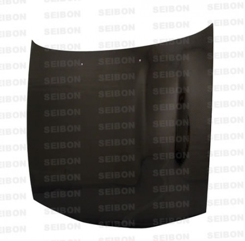 OEM-style carbon fiber hood for 1992-1994 Mitsubishi Eclipse