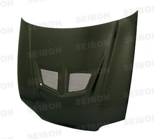 EVO-style carbon fiber hood for 1992-1995 Honda Civic 2DR/3DR