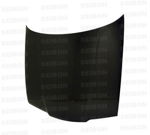 OEM-STYLE CARBON FIBER HOOD FOR 1992-1998 BMW E36 3 SERIES / M3 SEDAN