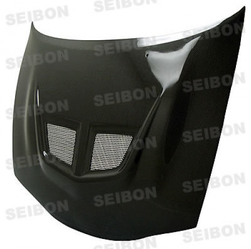 EVO-STYLE CARBON FIBER HOOD FOR 1995-1999 MITSUBISHI ECLIPSE