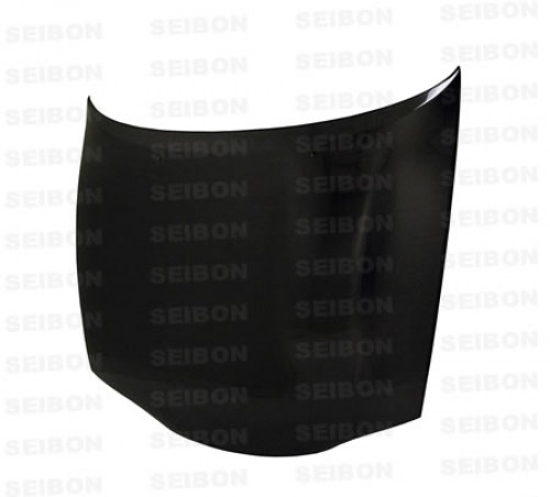 OEM-style carbon fiber hood for 1995-1999 Mitsubishi Eclipse
