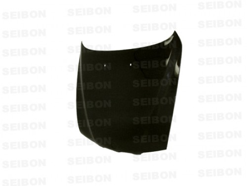 OEM-STYLE CARBON FIBER HOOD FOR 1997-2003 BMW E39 5 SERIES / M5
