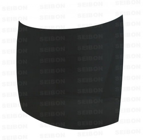 OEM-style carbon fiber hood for 1997-1998 Nissan 240SX
