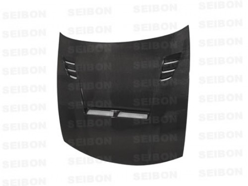 TA-style carbon fiber hood for 1997-1998 Nissan 240SX