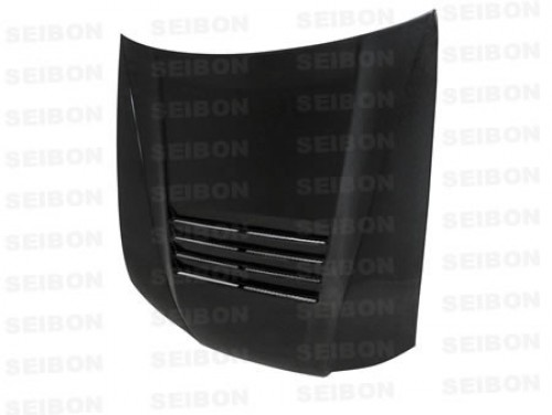 DS-STYLE CARBON FIBER HOOD FOR 1999-2002 NISSAN SILVIA S15
