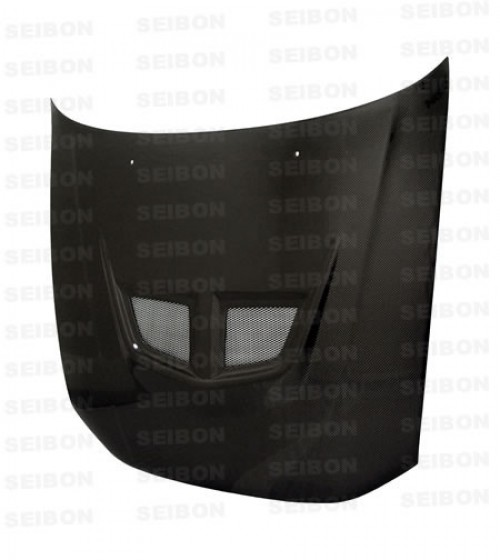 EVO-style carbon fiber hood for 1999-2003 Mitsubishi Galant