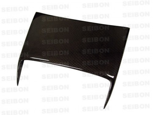 C1-style carbon fiber hood scoop for 2000-2005 Toyota Celica