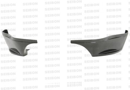 SR-STYLE CARBON FIBER REAR LIP FOR 2009-2019 NISSAN 370Z