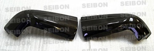 TR-STYLE CARBON FIBER REAR LIP FOR 1998-2001 ACURA INTEGRA COUPE