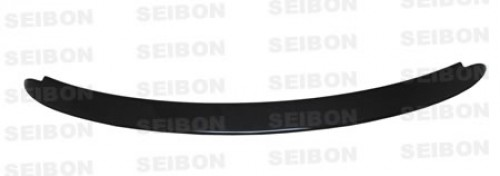 OEM-style carbon fiber rear spoiler for 2007-2008 Toyota Yaris Liftback