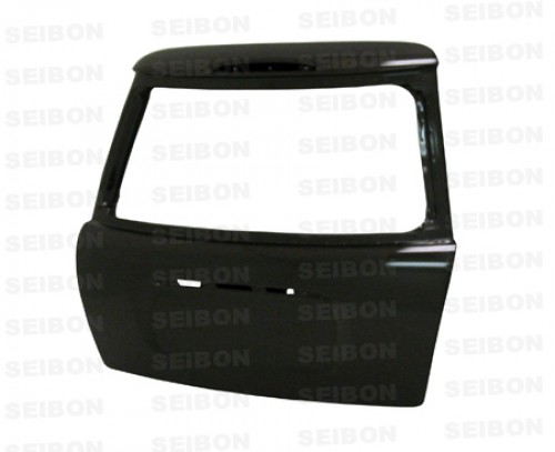 OEM-style carbon fiber trunk lid for 2002-2006 BMW Mini Cooper