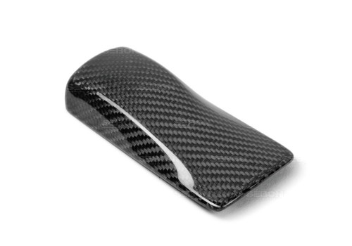CARBON FIBER INTERIOR WRIST REST FOR 2014-2016 LEXUS IS