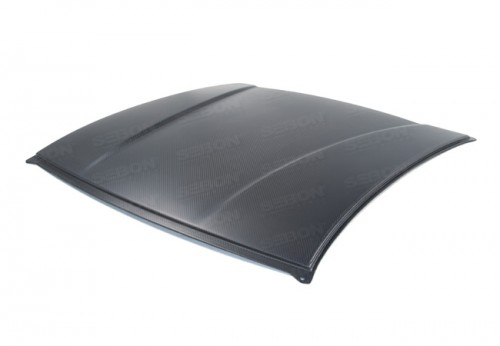 DRY CARBON ROOF REPLACEMENT FOR 2013-2019 SCION FR-S / TOYOTA 86 / SUBARU BRZ*