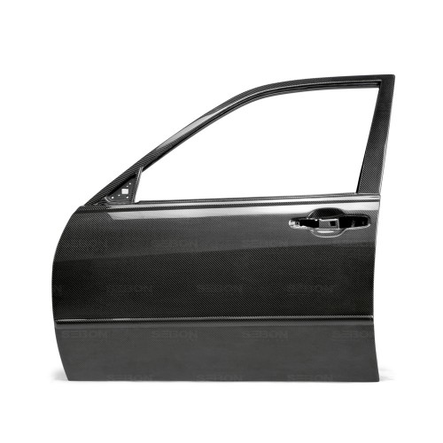 CARBON FIBER DOORS FOR 2001-2005 LEXUS IS 300 - Front*