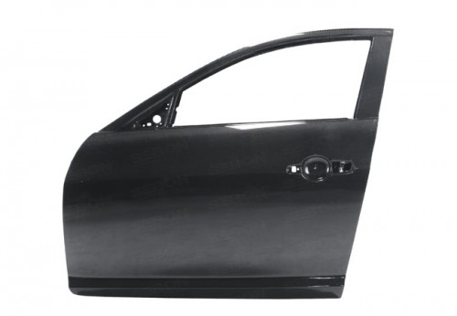 CARBON FIBER DOORS FOR 2004-2011 MAZDA RX-8 - Front*