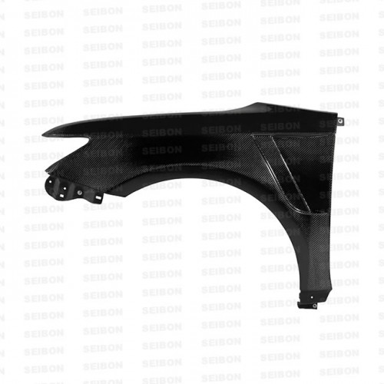 Carbon fiber fenders for 2011-2012 Scion TC (10mm Wider) (pair)