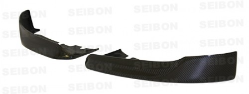 TR-STYLE CARBON FIBER FRONT LIP FOR 2007-2010 BMW E92 3 SERIES M SPORT COUPE