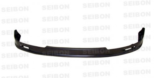 MG-style carbon fiber front lip for 1999-2000 Honda Civic