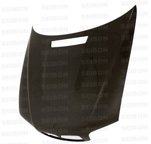 OEM-STYLE CARBON FIBER HOOD FOR 2001-2006 BMW E46 M3