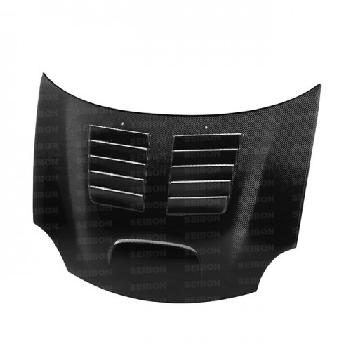 GT-style carbon fiber hood for 2003-2005 Dodge Neon SRT-4