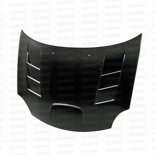 TS-style carbon fiber hood for 2003-2005 Dodge Neon SRT-4