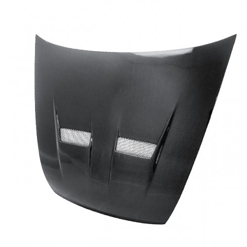 XT-STYLE CARBON FIBER HOOD FOR 2003-2007 HONDA ACCORD SEDAN