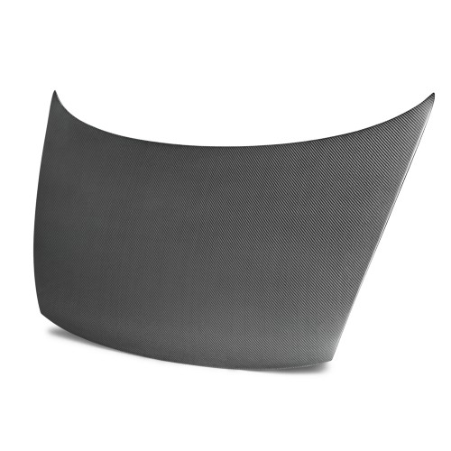 OEM-style carbon fiber hood for 2006-2010 Honda Civic 2DR (Matte Finish)