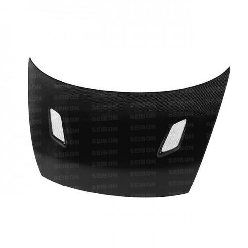 MG-style carbon fiber hood for 2006-2010 Honda Civic 4DR