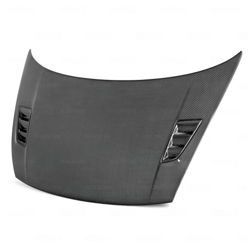 MGII-style carbon fiber hood for 2006-2010 Honda Civic 4DR
