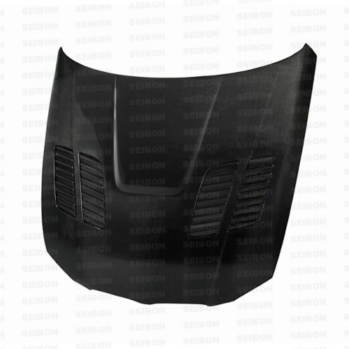 GTR-STYLE CARBON FIBER HOOD FOR 2007-2010 BMW E92 3 SERIES COUPE*