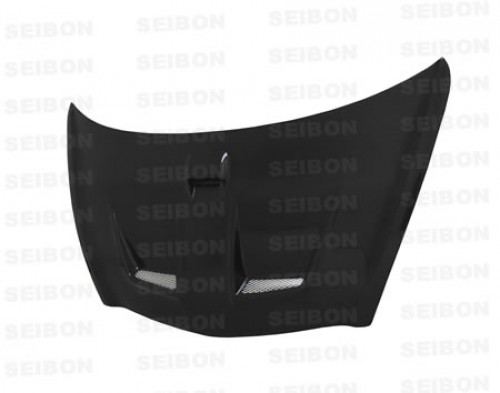 MG-Style Carbon Fiber Hood for 2003-2008 Honda Jazz (JDM)