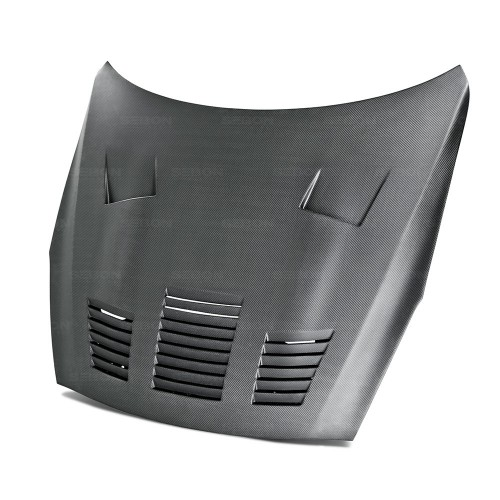 GT-STYLE DRY CARBON HOOD FOR 2009-2016 NISSAN GT-R*