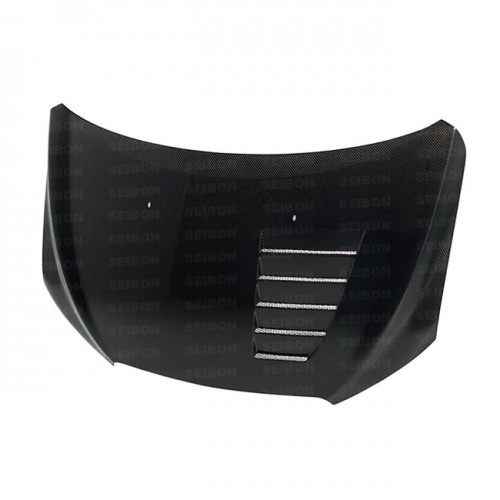 CW-style carbon fiber hood for 2012-2015 Chevrolet Sonic
